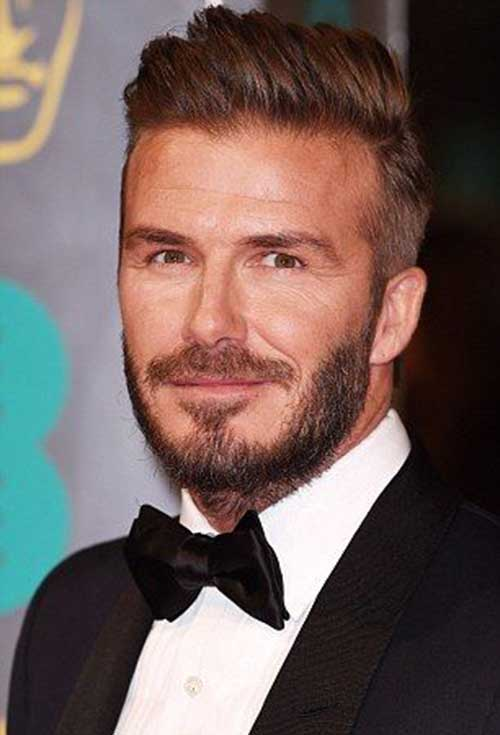 David Beckham Short Hair-20