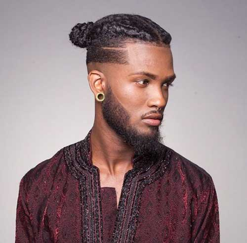 6.Black Male Hairstyle