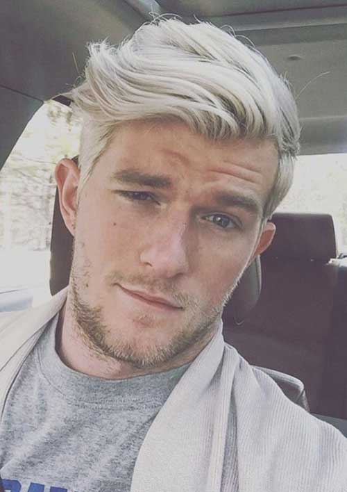 Trendy Hair Color Ideas For Men The Best Mens Hairstyles