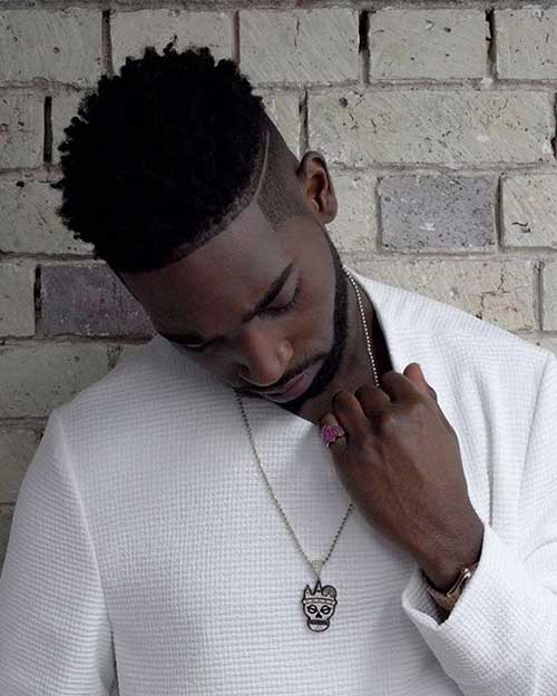 9.Black Male Hairstyle
