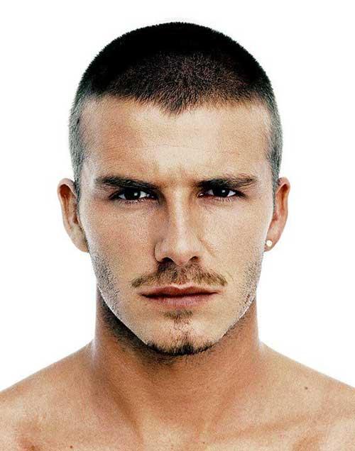 20+ David Beckham Short Hair