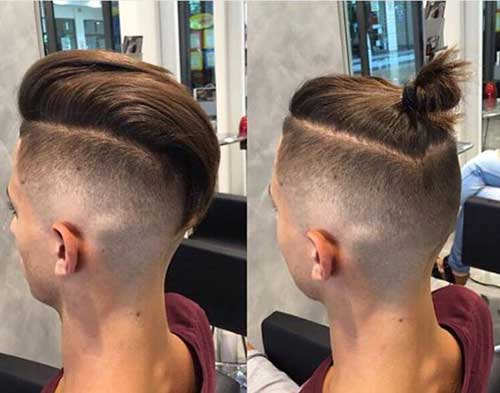 Side Haircuts for Men
