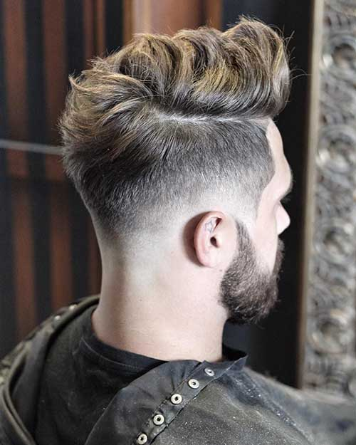 Undercut Haircut Men