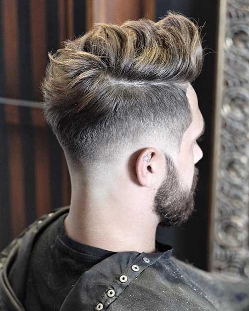 Undercut Haircut Men
