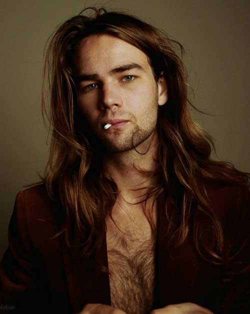 Long Hair Men-10