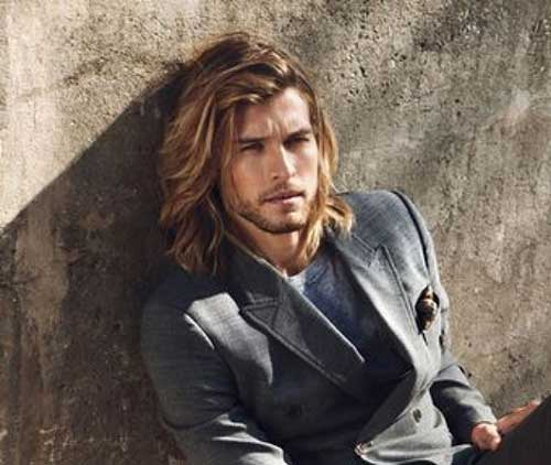 Long Hairstyles for Men-10