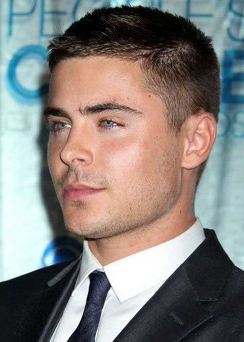 Short Mens Hairstyles-10