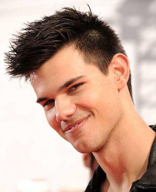Taylor Lautner Hair-10