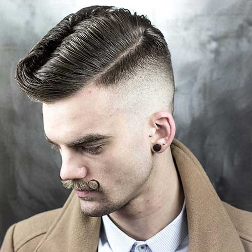 Galerry hairstyle classic cut