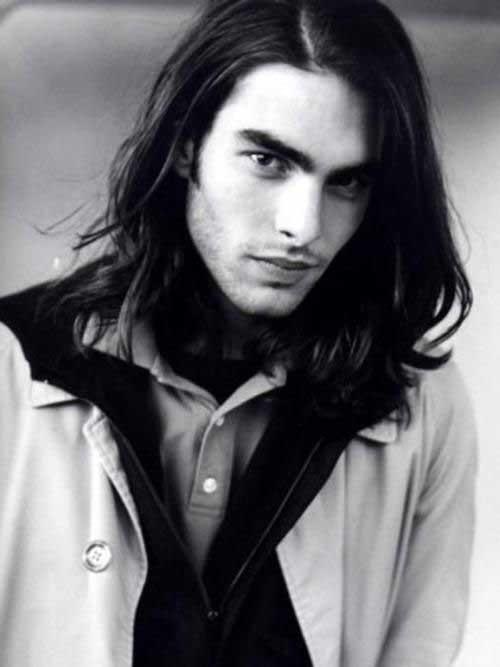 Long Hair Men-11