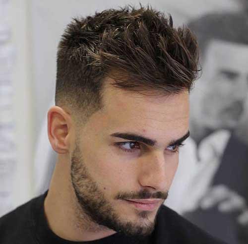 short neck hairstyles : 20 Best Short Mens Hairstyles Mens Hairstyles 2016