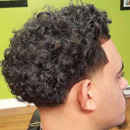 Curly Hairstyles Men-12