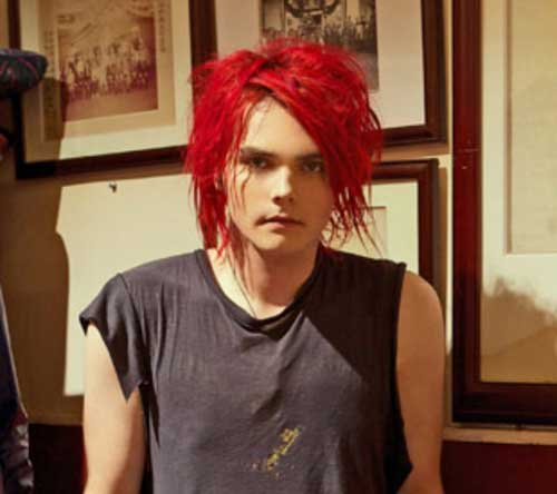Guy with Red Hair-12