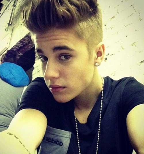 Justin Bieber Short Hair-12