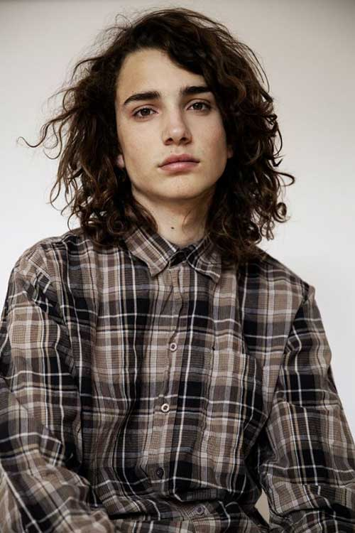 Long Hairstyles for Men-12