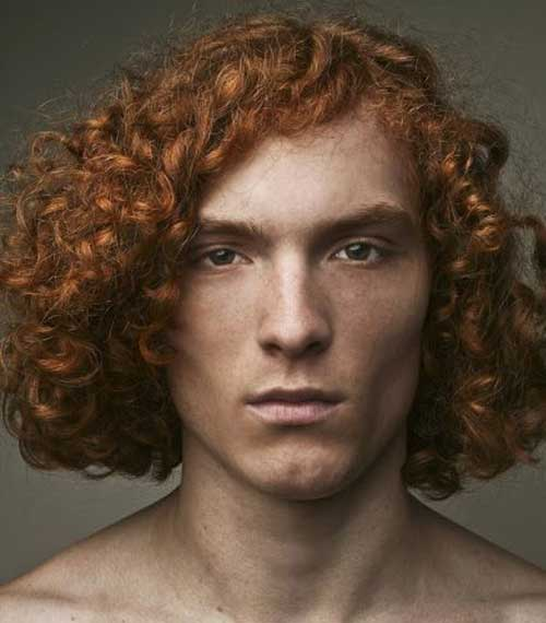 Curly Hairstyles Men-13