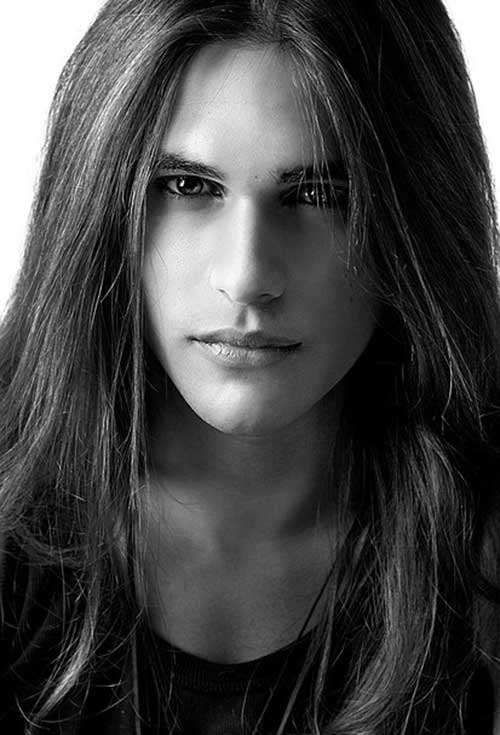 Long Hair Men-13