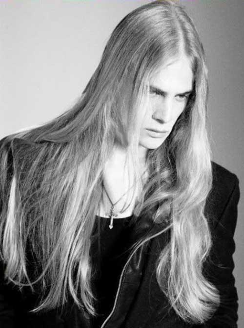 Long Hair Men-14