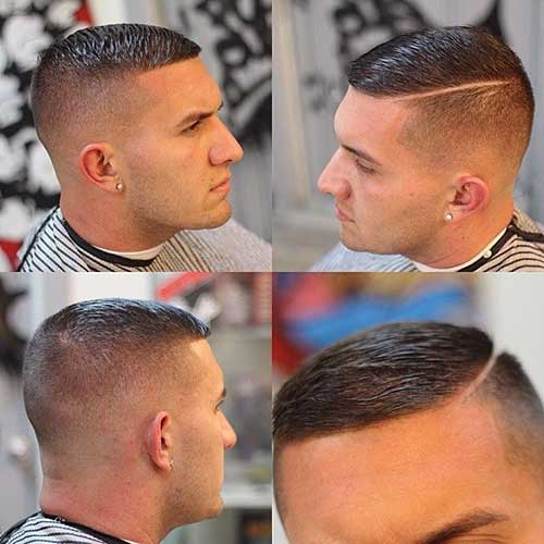 These Are The Best Hairstyles For Men In Their 20s And 30s: 20 Best Short Mens Hairstyles