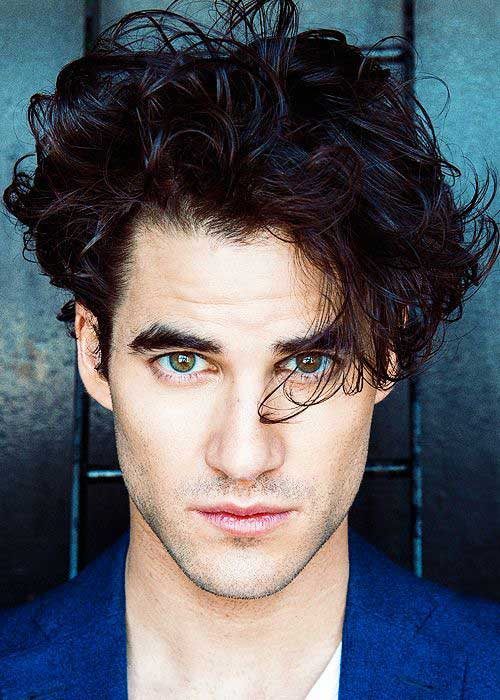 20 Curly Hairstyles Men The Best Mens Hairstyles Amp Haircuts