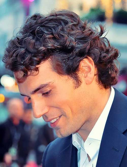 Curly Hairstyles Men-18