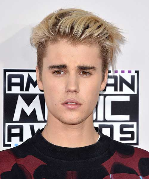 Justin Bieber Short Hair-18