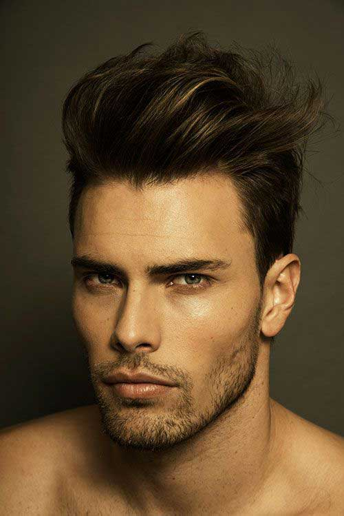 Male Hairstyles 2016-18