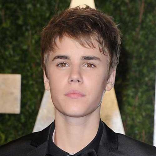 Justin Bieber Short Hair-19