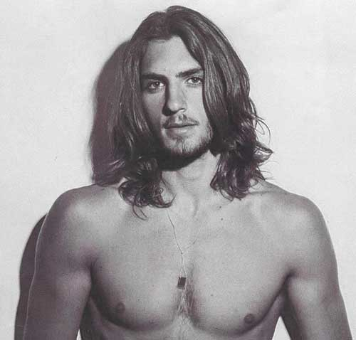 Long Hair Men-19