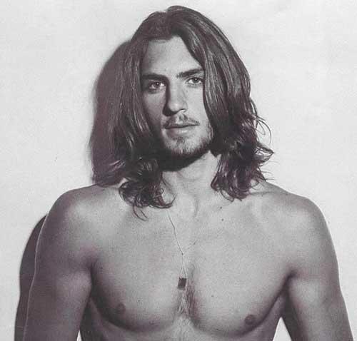 Long Hair Men-19