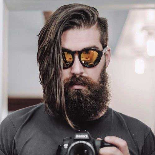 Mens Long Hairstyles 2016-19