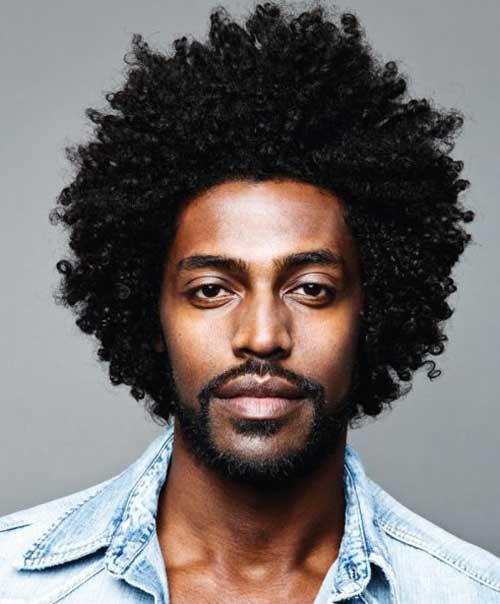 Short Afro Haircuts-19