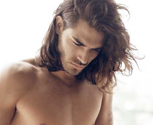 Long Hair Men-20