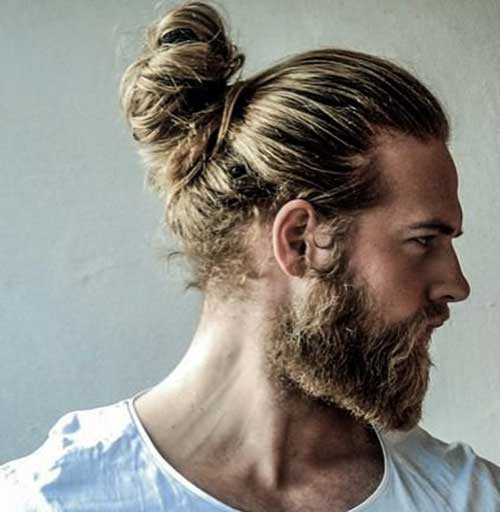 Mens Long Hairstyles 2016-20