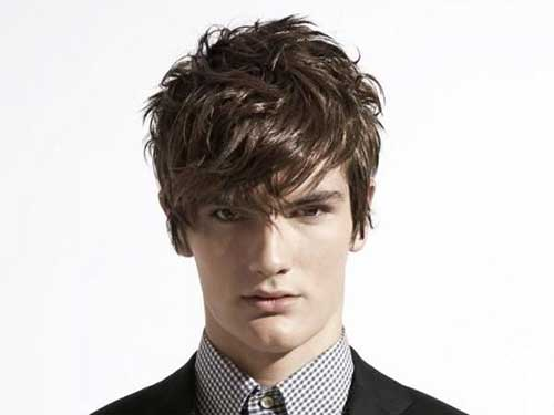 boys haircuts wavy hair - photo #24
