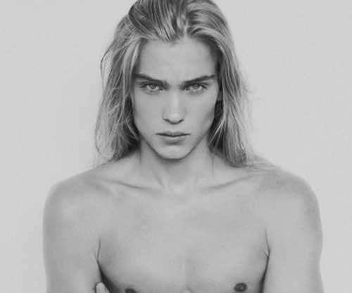 Long Hair Men-22