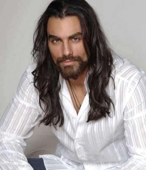 Long Hair Men-23