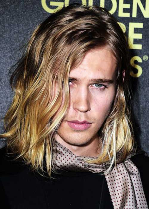 Long Hair Men-27