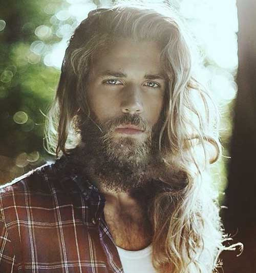 Long Hair Men-28