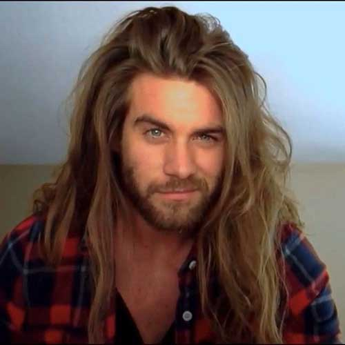 Long Hair Men-31