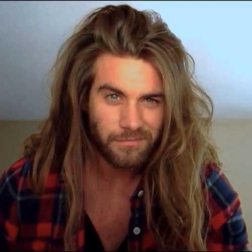 Long Hair Men-31