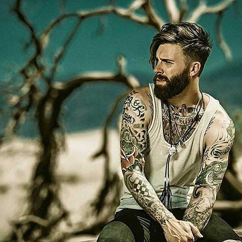 Mens Hair Cuts-40