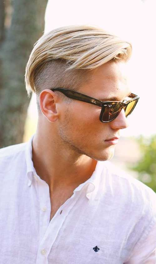 Stylish Boys Haircuts For A New Style