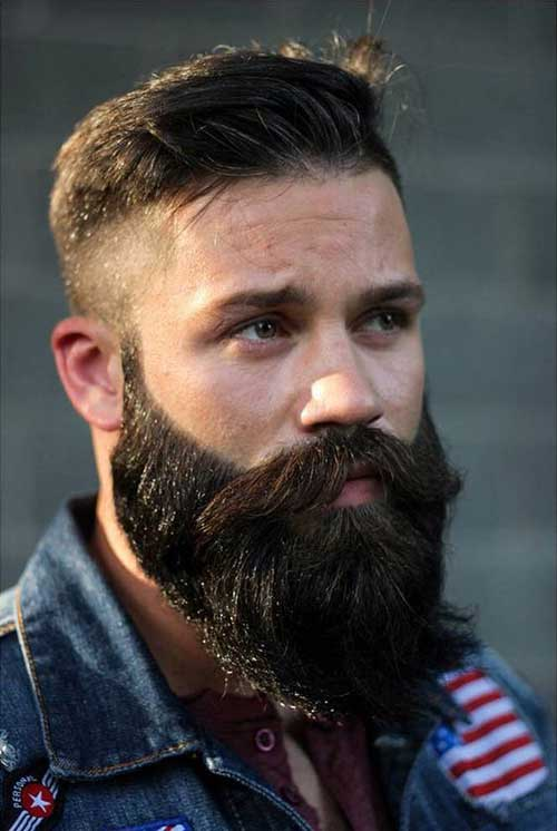 Mens Fade Haircut-7