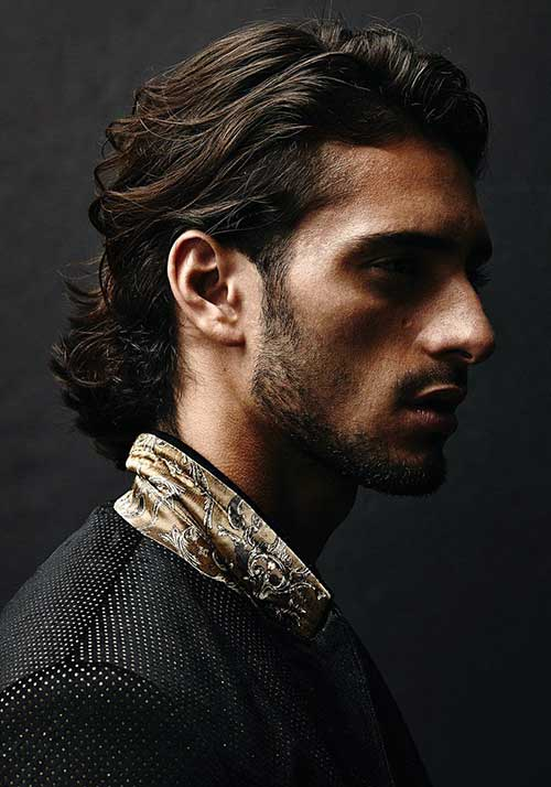 Mens Long Hairstyles 2016-7