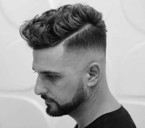 Curly Hairstyles Men-8
