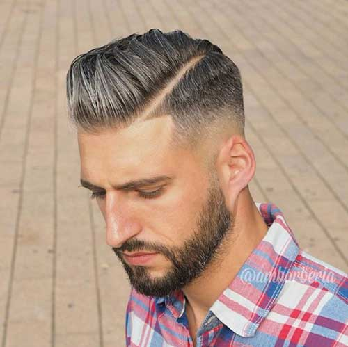 Mens Fade Haircut-8