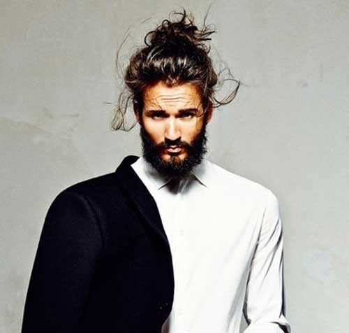Long Hair Men-8