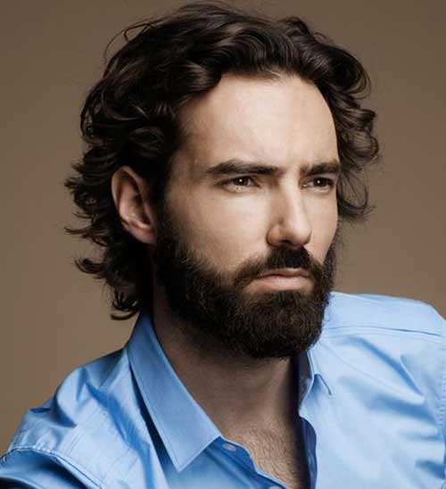 Curly Hairstyles Men-9