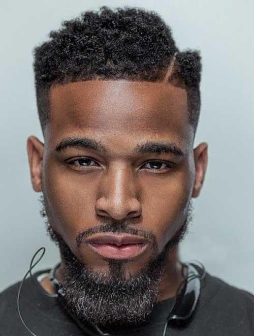 Fantastic 25 Black Male Haircuts 2015 2016 Mens Hairstyles 2016 Hairstyles For Men Maxibearus